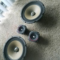 8 inch mids an tweeters Roswell, 30076