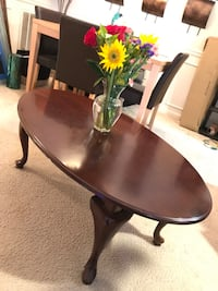 Coffee Table Cherry Wood- NEED TO GO SOON! 523 mi