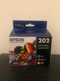 Epson - 202 3-Pack Standard Capacity - Cyan/Magenta/Yellow Ink Cartridges - Assorted Color Chicago, 60647