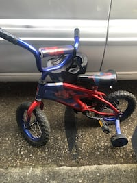 toddler's blue and red bicycle Lexington, 40503