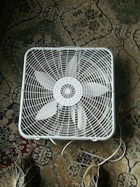 white box fan Kensington, 20895