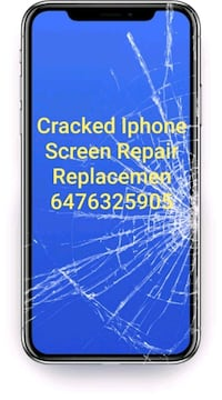 iPhone screen repair Brampton, L6R 2S8