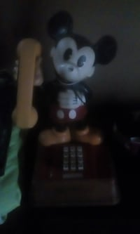 Mikey Mouse House Phone. Doesn't have the cord. Rocky Top