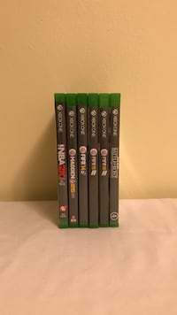 6 Xbox One Games Mobile, 36609