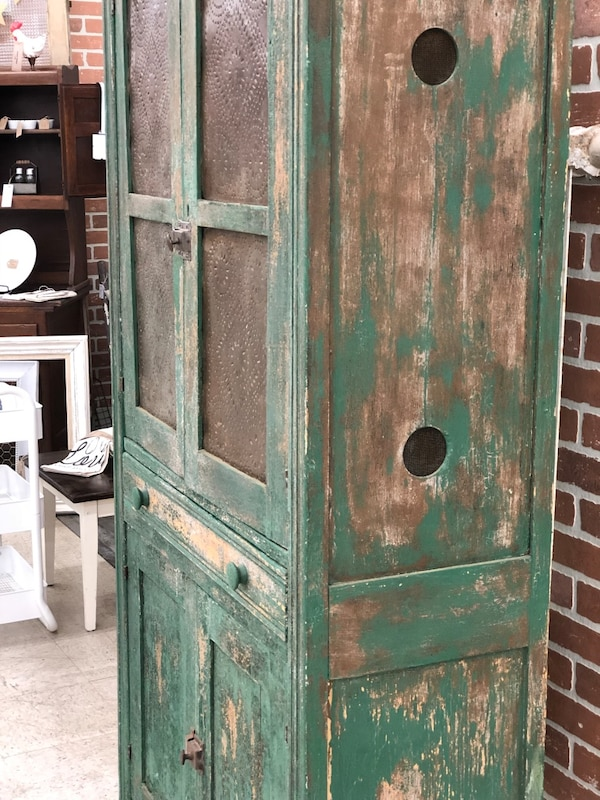 Sold Antique Pie Safe In Marietta Letgo