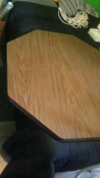 rectangular brown wooden dining table Calgary, T3J 1B3