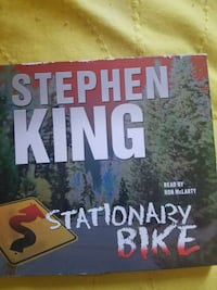 Stationary Bike book by Stephen King Des Moines, 50322