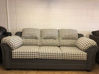 BRAND NEW GREY TONE CANADIAN MADE COUCH. ONLY $500! Toronto