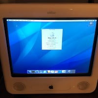 Vintage Apple EMac  Bridgeport, 13030