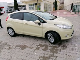 2009 Ford Fiesta 1.4I COMFORT ABS