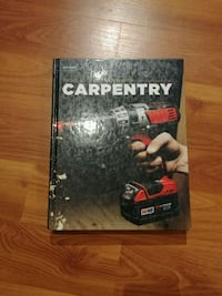 Carpentry 2nd Edition  Surrey, V3T 5W2