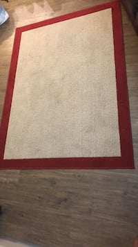 brown and red area rug Houston, 77019