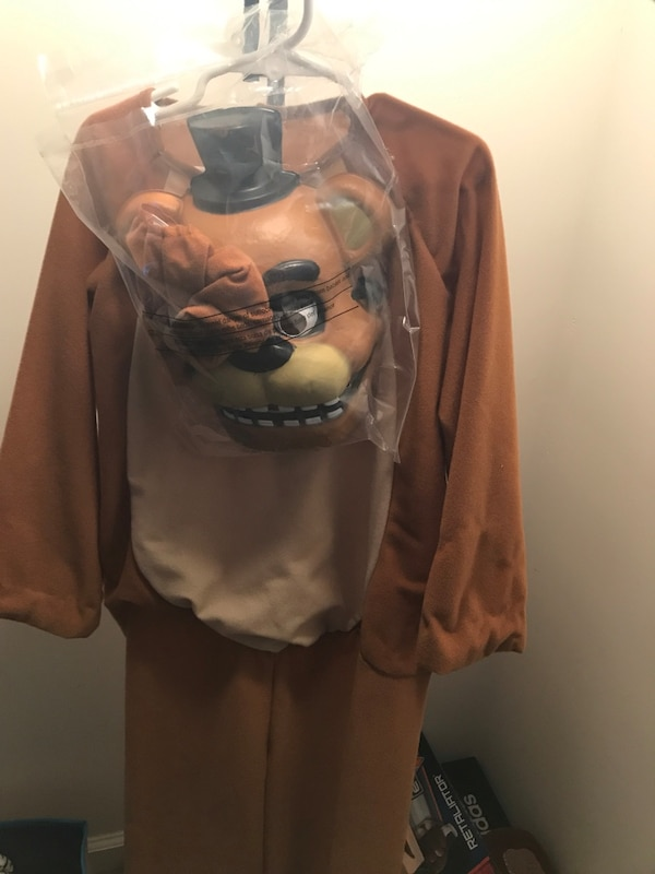 Kids Five nights at freddy's costume