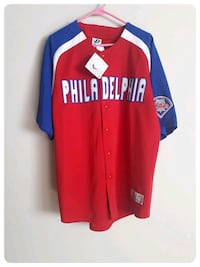 Phillies Jersey  1179 km