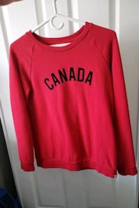 Canada Red sweater Mississauga