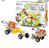 Eco Power Vehicles Science Kit