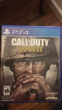 Call Of Duty WWII Springfield, 22152