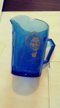 Shirley Temple Pitcher 1929 Leland, 28451