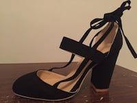 New Suede heels/Thick high heeled party shoes Côte-Saint-Luc, H4W