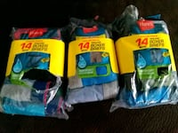 Hanes boxer briefs  14  pack  (new)  Stafford, 22554