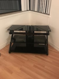 Black Glass TV stand Mississauga, L5P