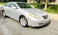 2007 Lexus ES •• Woodgrain•• Push to Start Silver Spring, 20902