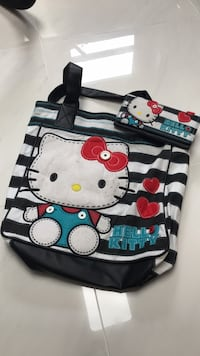 Hello kitty tote and wallet Rockville, 20852