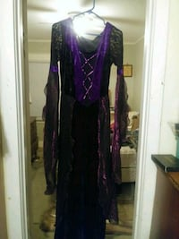 Sexy midevel dress costume 2289 mi