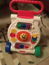 Fisher-Price learning musical walker Saint Louis, 63129