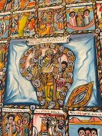 20th Century Ethiopian Folk Art Alexandria, 22312