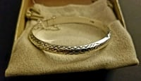 Hinged Bangle Bracelet (OBO) Austin, 78729
