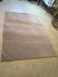 brown and white area rug Fredericton, E3B