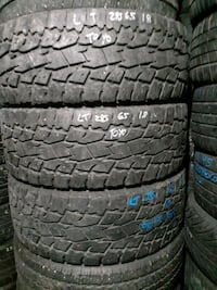 285/65R18 Toyo open Country Extreme