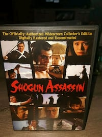 Shogun Assassin (dvd) Gaithersburg, 20879