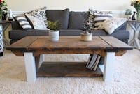 Farmhouse living room table Ladysmith, V9G 1V9