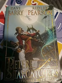 Peter and the Star Catchers book Elizabeth