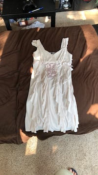 white spaghetti strap mini dress Beaverton, 97008