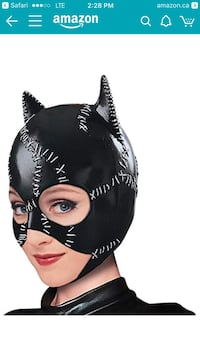 Cat Woman Mask  Montréal, H2V 4G9