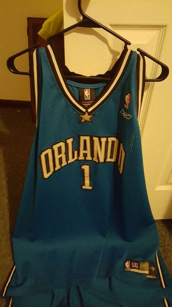 596a2df87 Used Vintage Tracy McGrady Magic Jersey for sale in Newport News - letgo