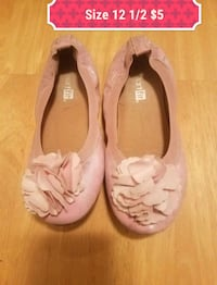 Girls shoes size 12 1/2 Copperas Cove, 76522