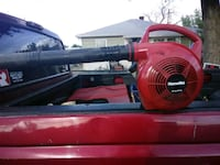red and black push mower Commerce City, 80022