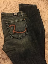 Rock and Replublic straight leg jeans. New! Size 30 New York, 11228
