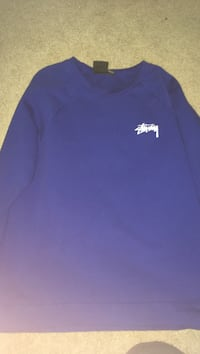 Stussy long sleeve size medium null, V2H
