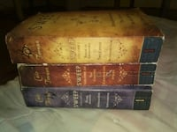 SWEEP Collection books 1-9 in 3 Volumes Baltimore, 21211