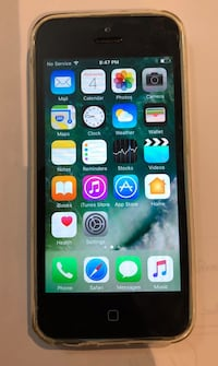 Apple Iphone 5C 16 GB very good condition