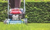 Lawn mowing +blow & trim Charlotte