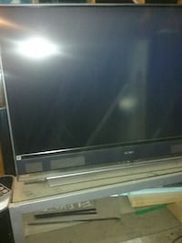 60in sony TV with stand