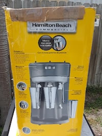 Brand New Hamilton Beach Triple Spindle Drink Mixer  Boynton Beach, FL, USA