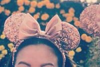 Mickey Mouse Dress + Rose Gold Mickey Mouse Ears Calgary, T3A 5L3