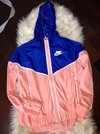 pink, white, and blue Nike zip hooded jacket Windsor, N8Y 3M7